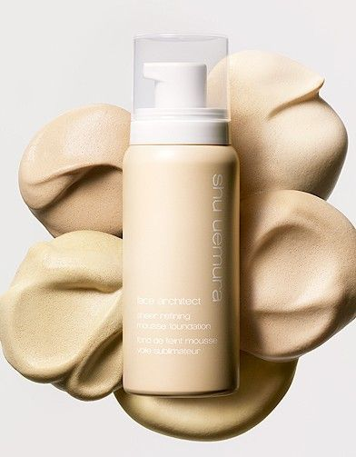 Favorite foundation ever! Please bring it back and make it permanent :( #ShuUemura mousse foundation