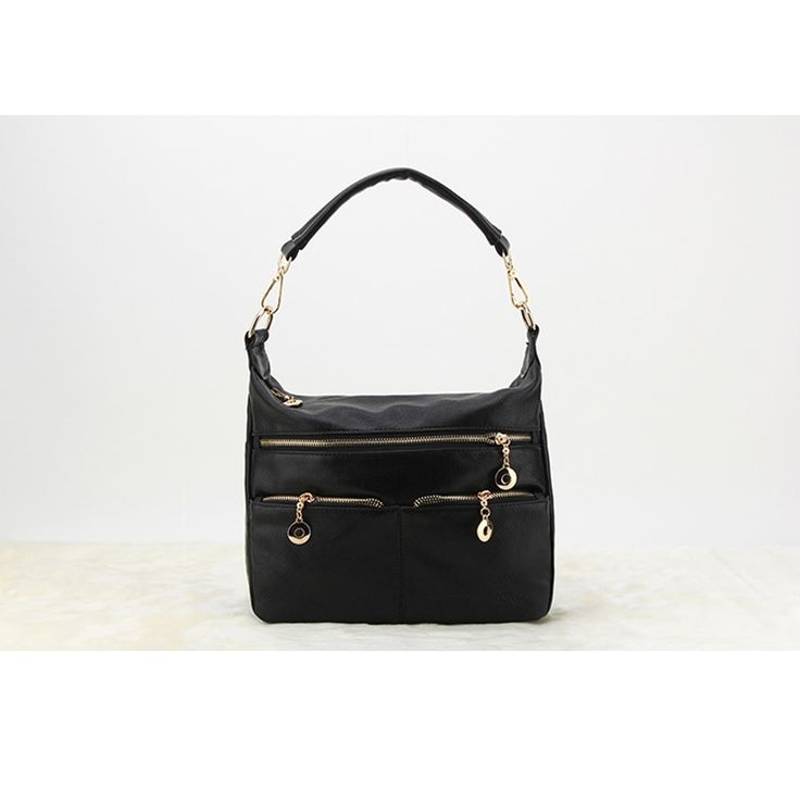 32.00$  Buy now - http://alihuw.shopchina.info/go.php?t=32799549249 - 2017 Factory Direcet Sale Small Portable Women Handbags Retro Vintage Solid Shoulder Bags PU Leather Female Bags Mother Bag   #buyonline