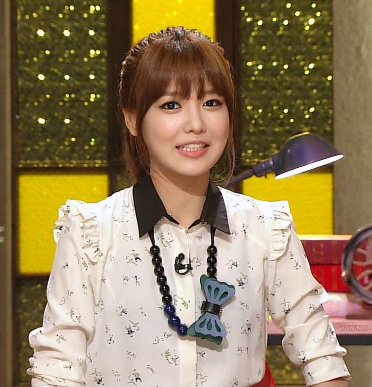 12/7/11 SBS Midnight TV Entertainment – Sooyoung Captur - Album on Imgur