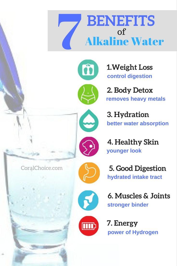 diy alkaline drinking water