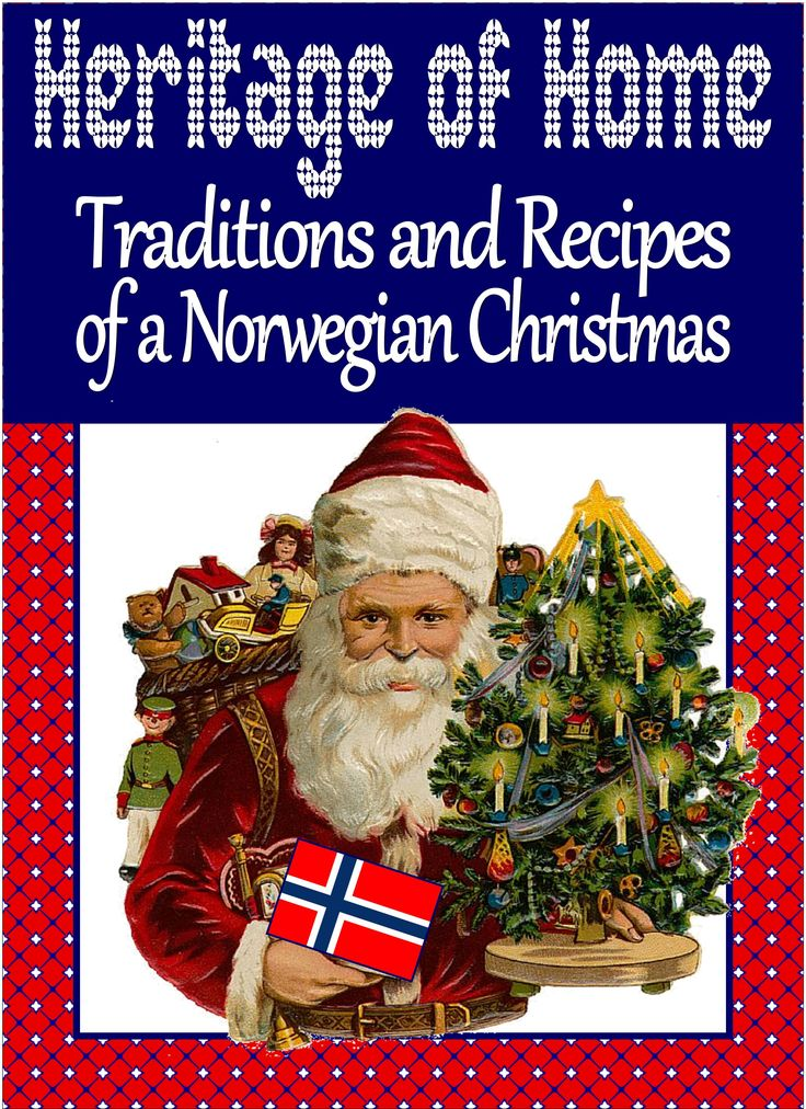 Norwegian Christmas recipes, music, books, decor and more. Prepare for a traditional Norwegian Christmas and smile Scandinavian style.