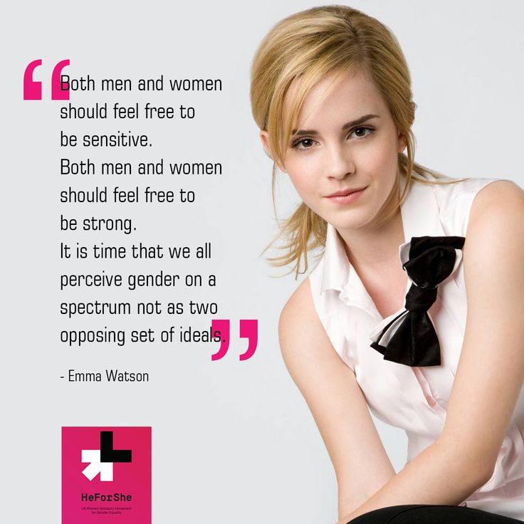 Emma Watson, actor and UN Women Goodwill Ambassador, is the face of ‪#‎HeForShe‬ - a solidarity movement for gender equality. 20 points to Gryffindor!  Are you a man who will stand up for women's rights? Join the #HeForShe initiative and show your support for gender equality: http://bit.ly/1OEBsnH