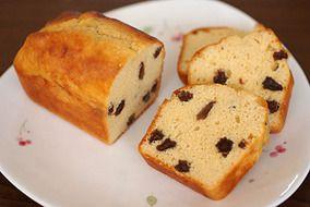 プロテインパウンドケーキ(しっとり系)|レシピブログ