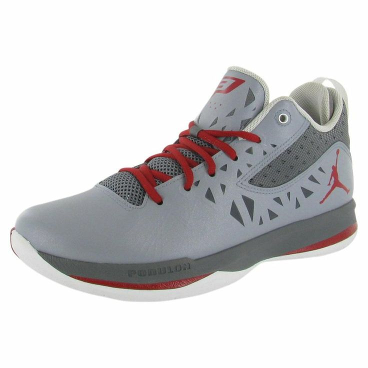 Jordan Brand is known for creating the perfect athletic shoe, the Jordan  CP3.V shoe is great for on the court or off. This shoe features a lace up  closure ...
