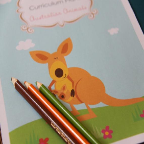 Australian Animals Curriculum Plans