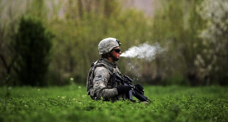Feds Approve Marijuana Treatment for Vets Suffering With PTSD. #Vets4Bernie.org