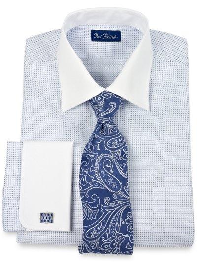 12 best men 39 s formal wear images on pinterest french for Mens eyelet collar dress shirts