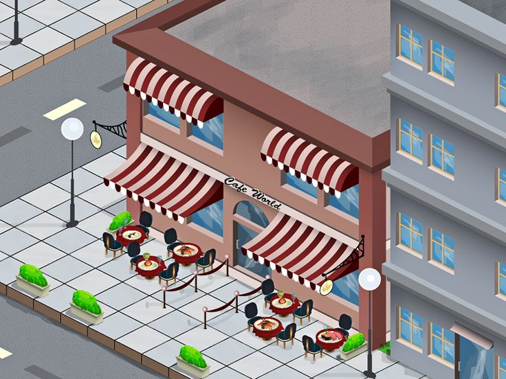 Cafe World by navneeτ
