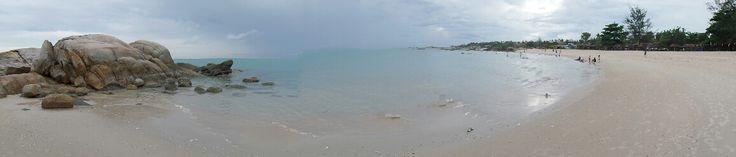 Rambak Beach, Bangka Island, Bangka-Belitung Province, Indonesia