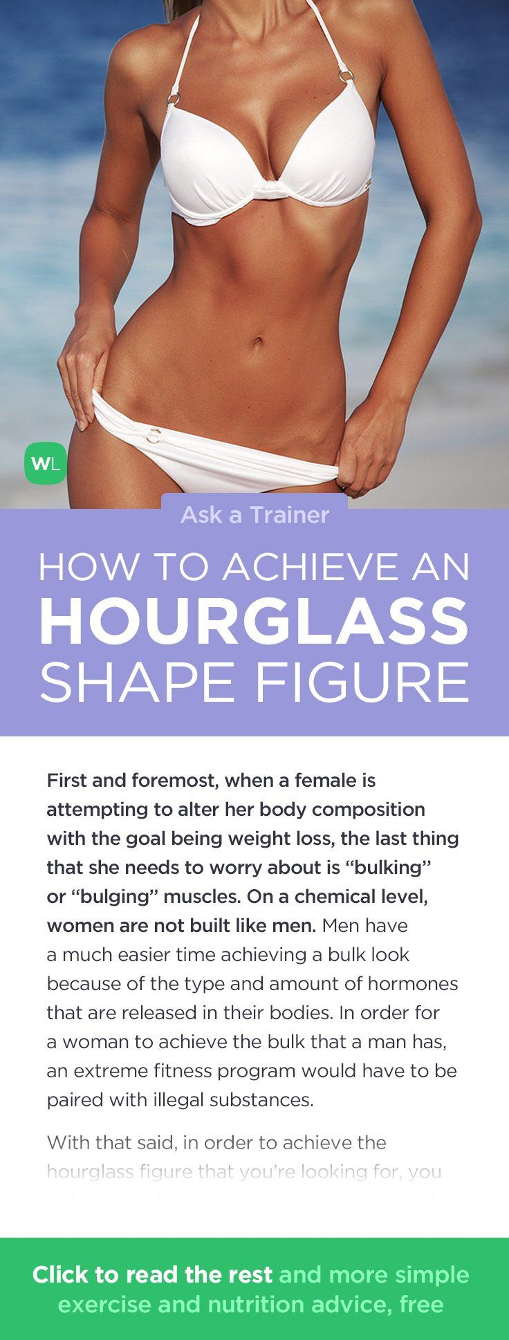 4 Workout Moves for an Hourglass Figure | ELLE - YouTube