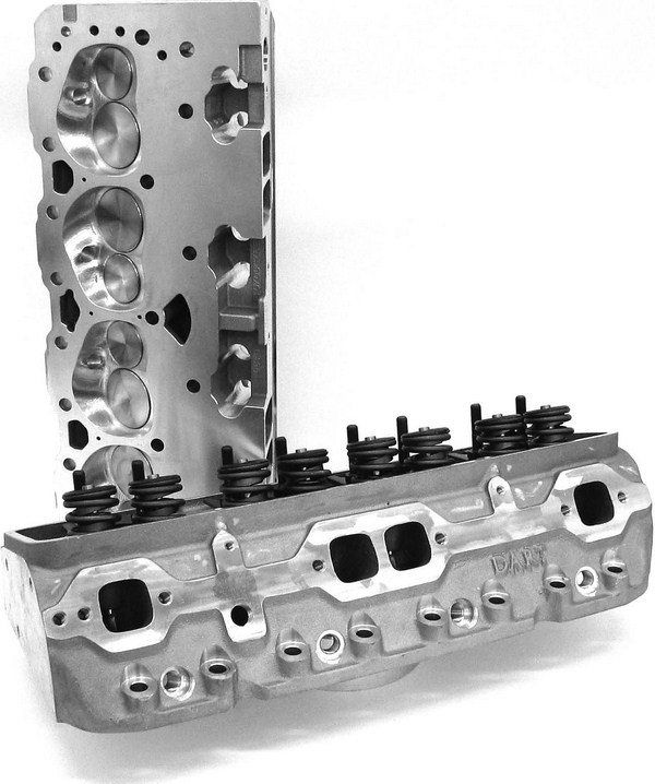 """Ask any professional performance engine builder about the most powerful and important component in an engine and he will invariably answer with """"cylinder heads."""" The simple fact is that if you can afford to invest serious money in one component for a street engine, in most cases it should be a set of cylinder heads. …"""