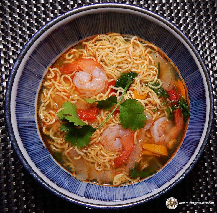 #1703: 7 Select Super Tom Yum Shrimp - The Ramen Rater
