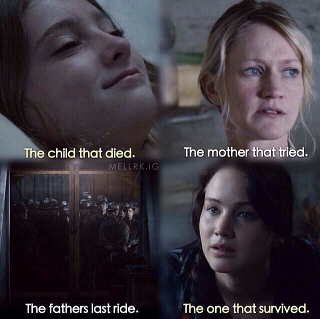 The Hunger Games. THE FEELS!!!