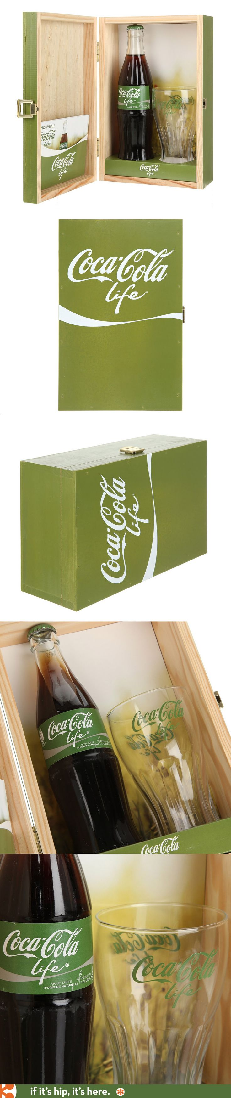 The Coke Life Box Set. Limited edition of 50.