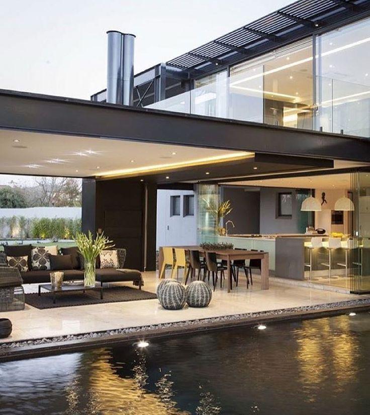 #arquitetura #architecture #arquitectura #house #casa #design #ideas #inspirations #contemporary