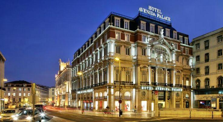 Hotel Avenida Palace - au centre intime de la ville, le Tage en pressentiment - Lisbonne - le terrain de sport