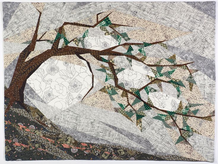 519 best Tree QUILTS images on Pinterest | Landscapes, DIY and Buttons : tree quilts - Adamdwight.com