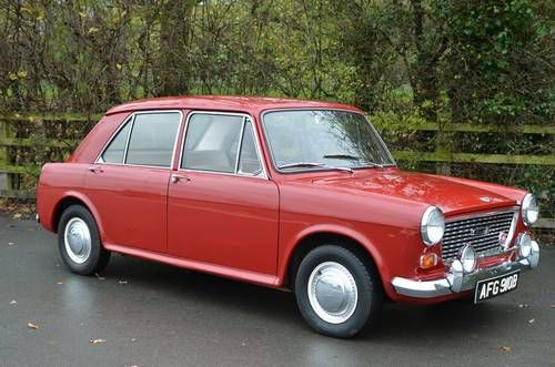 Austin 1100 MkI Saloon - (1964) Maintenance/restoration of old/vintage vehicles: the material for new cogs/casters/gears/pads could be cast polyamide which I (Cast polyamide) can produce. My contact: tatjana.alic@windowslive.com