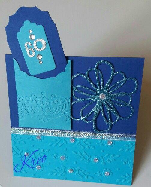 Card di auguri per i primi 60