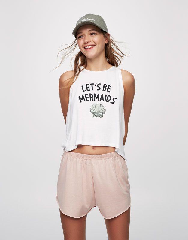 En Pull&Bear encontrarás toda nuestra oferta de Camisetas. Entra ahora y descubre 28 Camisetas que tenemos para ti y mucha más moda