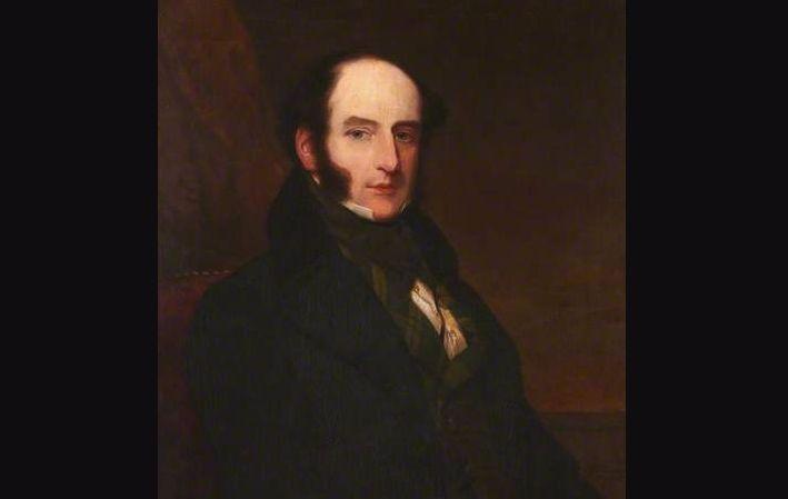 Robert Liston (1794-1847) – De chirurg die drie mensen doodde tijdens één operatie.  De snelste chirurg van de negentiende eeuw  Robert Liston, 1847 portret door Samuel John Stump