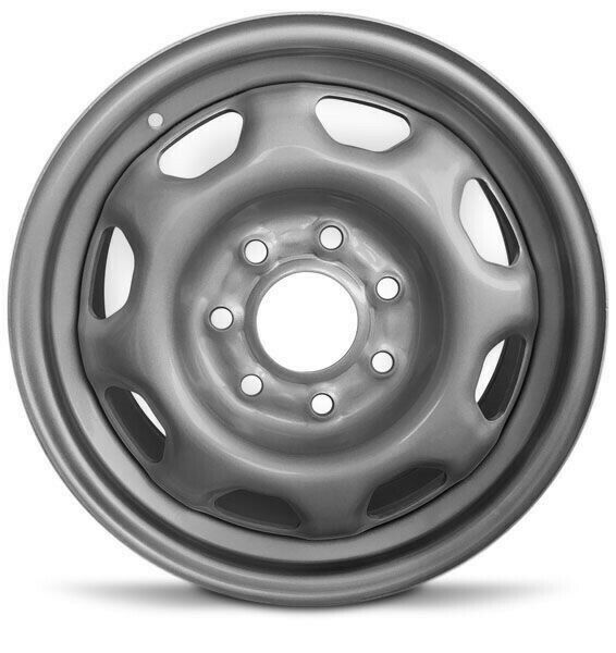 17 Silver Factory Replacement Wheel Fits 10 14 Ford F150 17x7 5 7x150 43mm Roadready Steel Wheels Wheel Rims F150