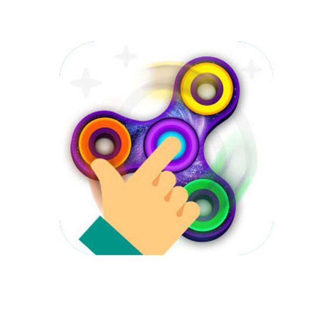 #NEW #iOS #APP Fidget Spinner - Spin Simulator - Noor Mohammed