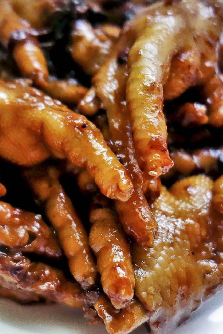 The Best Braised Chicken Feet Dim Sum Chicken Feet Recipe Braised Chicken Foot Recipe Braised