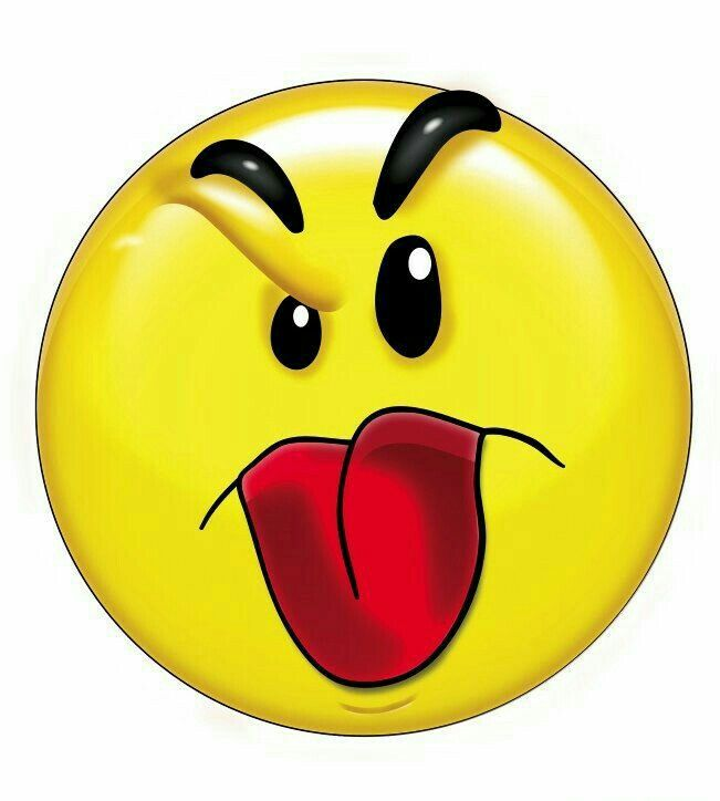 Irritated Stick Out Tongue Smiley  Smileys  Emoticon Smiley face images Smiley