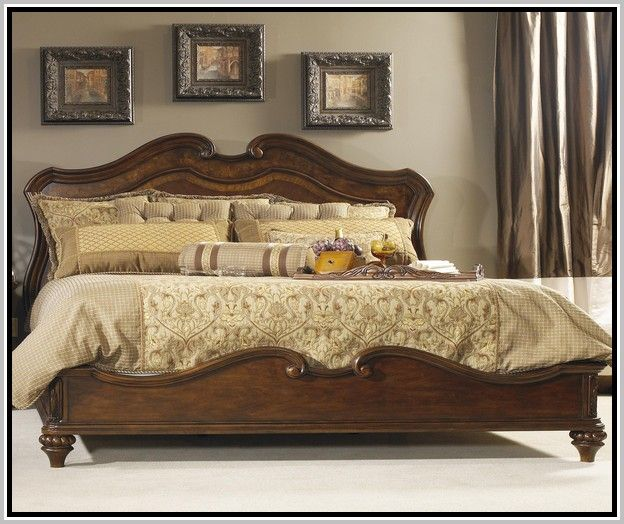 California king bed headboard and footboard woodworking for King size footboard