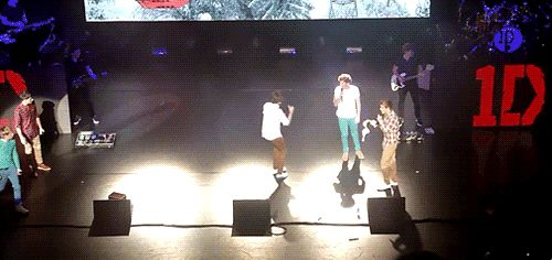 One Direction falling GIF