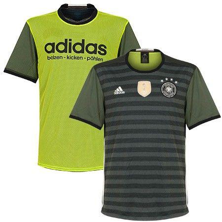 Camiseta de Alemania 2016-2017 Visitante #Alemania #Germany #Deutschland #DFB