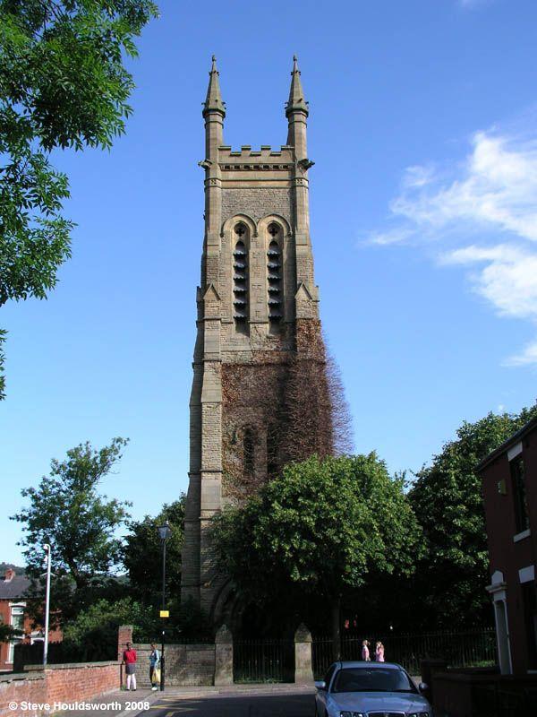 St. Philip's, Blackburn