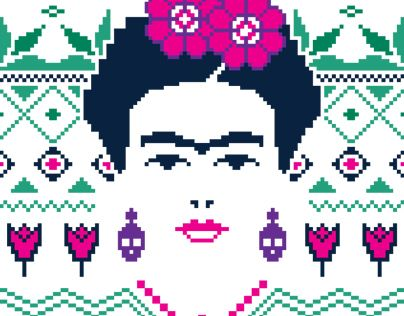 Frida Kahlo's corporation called us to create the style guide of the most famous Mexican artist Frida Kahlo. For this we worked on 4 collections and packaging guidelines that accompany the licensing program.Florida, USA.2013