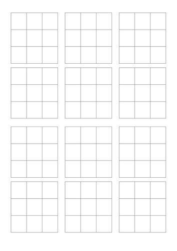 The 25+ best Bingo template ideas on Pinterest Bingo canada, Get - blank card template