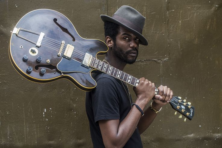 Blues Brother Gary Clark Jr.