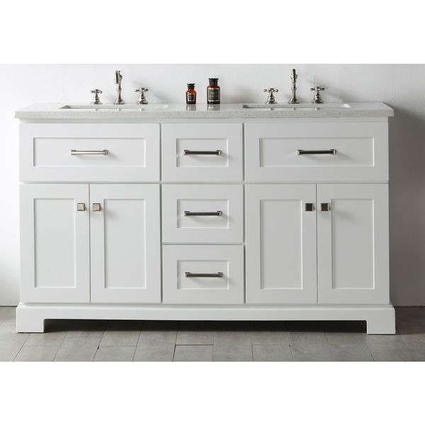 Bathroom Double Sink Vanity Ideas : Best ideas about inch vanity on double