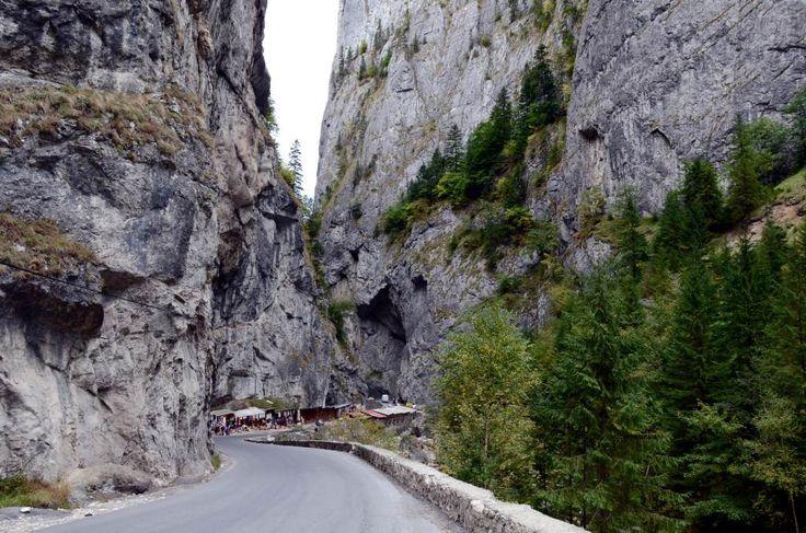 Romania - Bicaz Gorge