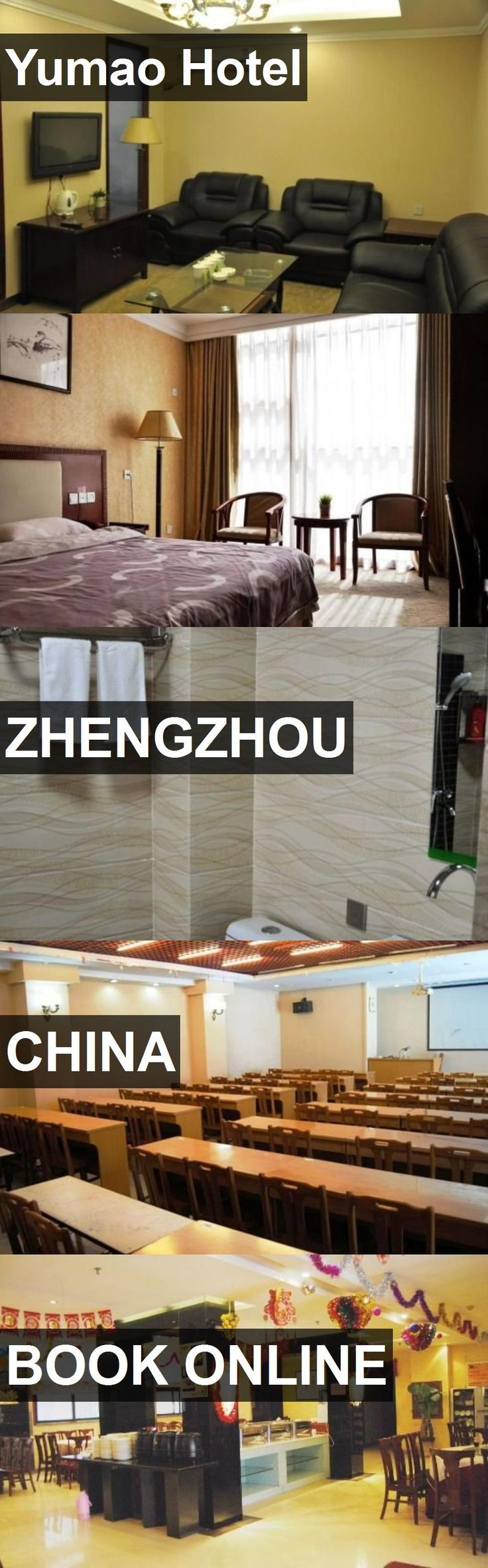 Yumao Hotel in Zhengzhou, China. For more information, photos, reviews and best prices please follow the link. #China #Zhengzhou #travel #vacation #hotel
