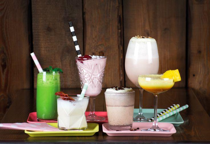 Sex läskande milkshakes med det lilla extra – Inspiration & inredningstips – Inredning online – Lagerhaus