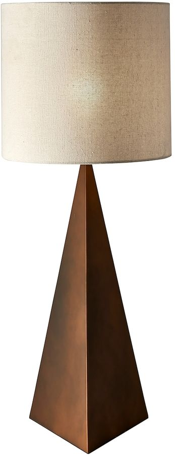 Cairo Tall Table Lamp Adesso