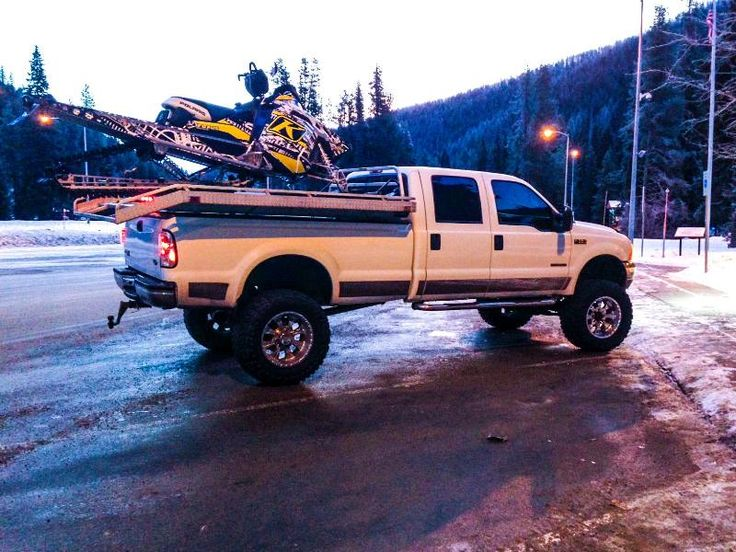 Pin By Reflexsnowmobiling Com On Trucks Sled Pictures
