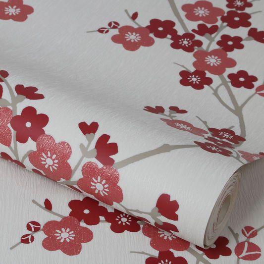 Cherry Blossom Scarlet