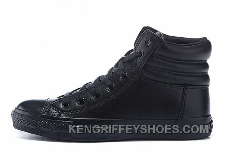 https://www.kengriffeyshoes.com/all-black-all-star-converse-embroidery-leather-padded-collar-winter-ch3ya.html ALL BLACK ALL STAR CONVERSE EMBROIDERY LEATHER PADDED COLLAR WINTER CH3YA Only $59.00 , Free Shipping!