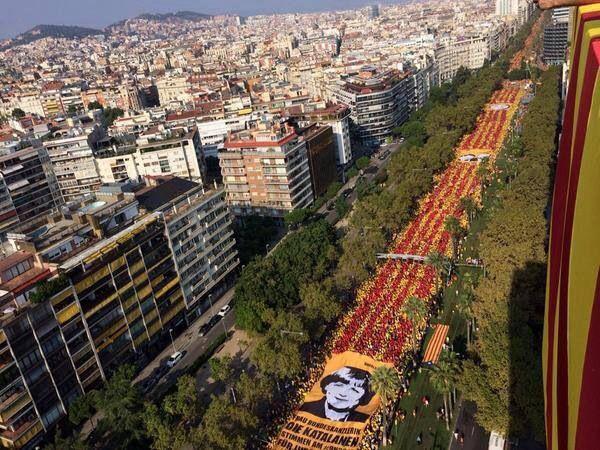 11 setembre Catalonia quants to vote !