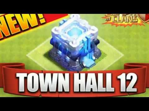"""""""TOWN HALL 12 UPDATE!"""" / COC WITH PROOF / New Troop """"REAPER""""? Gem Mine &..."""