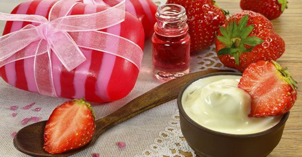 Fresas para tu salud y belleza - Miercoles De Plaza