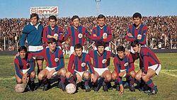 1974. San Lorenzo de Almagro Campeón.