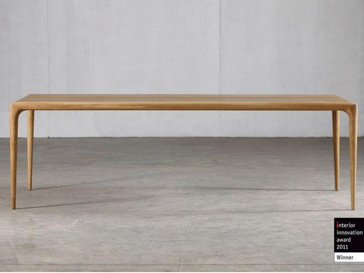 Tavolo rettangolare in legno Collezione Latus by Artisan | design Salih Teskeredžic