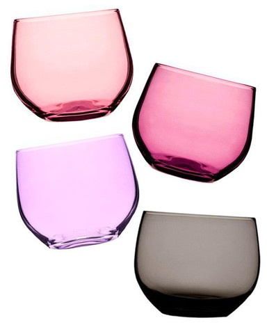 leifshop.com: Colorful Glasses, Wine Glass, Glassware Cups, Spectra Tumbler, Rose Tumblers